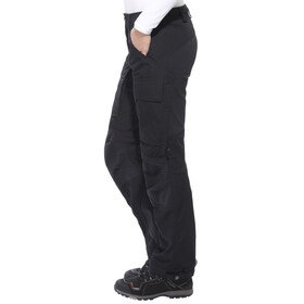 Lundhags Authentic lange broek Dames zwart